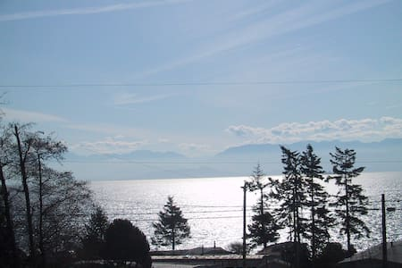 Williwaw Corner vacation home. - Sooke - House