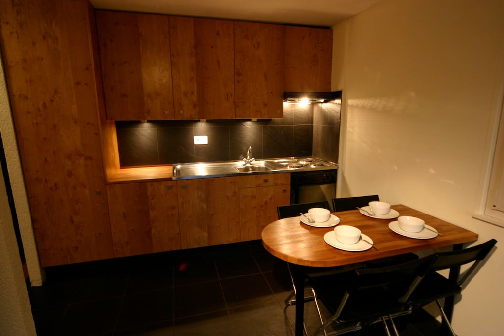 Cool Verbier Apartment