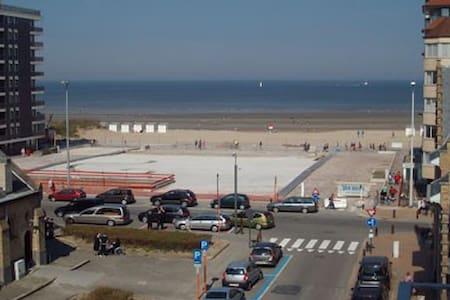 Great seaview flat in Nieuwpoort - Apartment