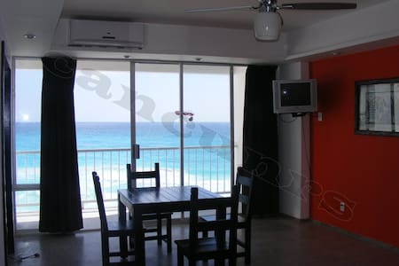 PRIVATE UNIT AT HEART HOTEL ZONE CANCUN - Cancún - Apartment