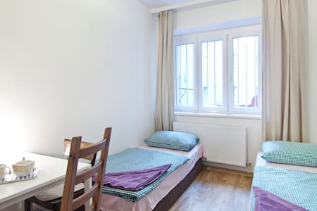 City Center - Studio/Apt - For 2s