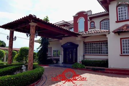 Dumas Villa -  Queen Room 1 - Panama City  - Villa