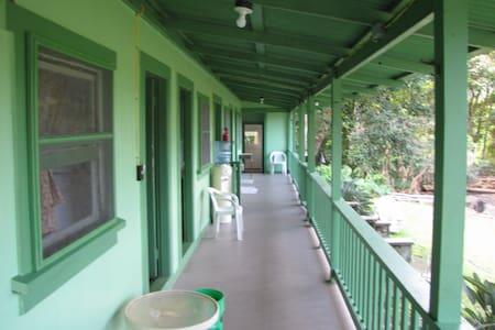 Room for rent in Waipio Valley - Honokaa - House