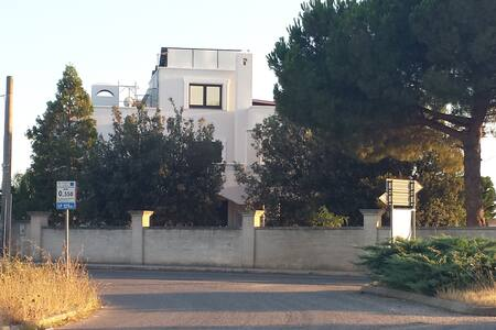 Villa a 5 mm dalla costa Salentina - Torricella