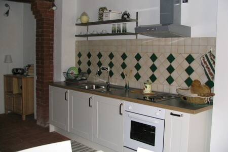 MONTEPULCIANO: HISTORICAL  CENTRE  - Apartment