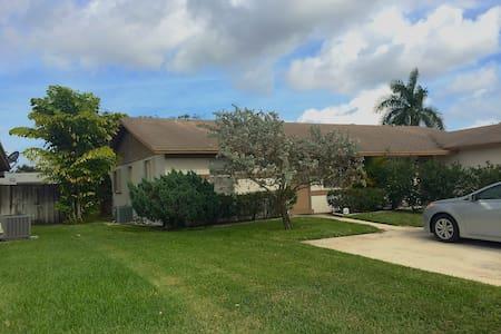 Garden Home - Palm Beach Gardens - Maison