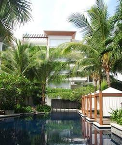 SURIN BEACH Luxury 3Bdr Penthouse - Choeng Thale - Leilighet