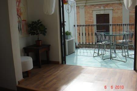 Lovely terrace 2b Penthouse WIFI
