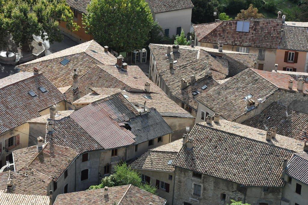 Village médiéval