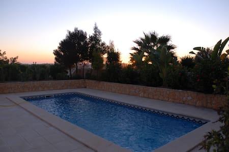 Prachtige villa met zeezicht! - Albufeira - Hus