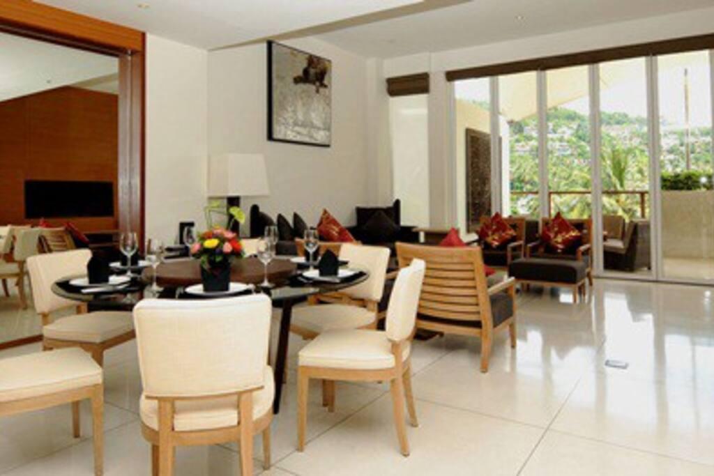 SURIN BEACH Luxury 3Bdr Penthouse