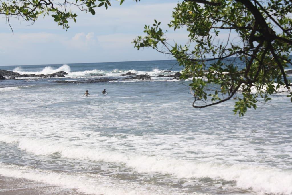 Vista Bela's Ocean play area