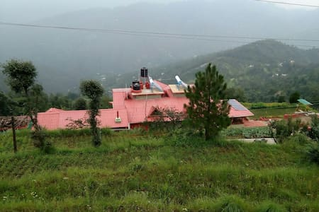 A serene peaceful energising abode. - Mukteshwar