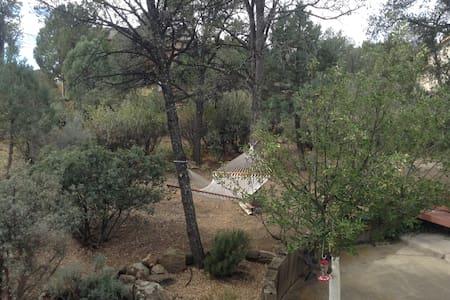 Peaceful Retreat In The Forest - Prescott - Casa