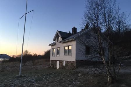 Cosy North Norwegian House from year 1890 - Sandnes - House