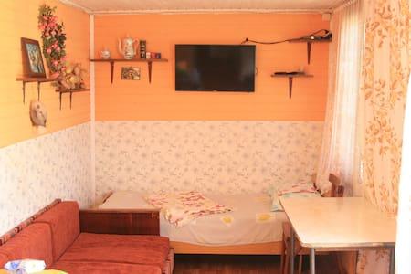 Отдельный домик в уединенном месте - Lägenhet