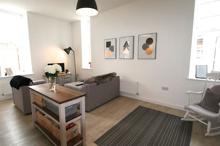 Spacious Apartment Near Goodwood - Chichester - Apartment