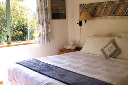 Bright Room With a Garden Surprise - Kerikeri - Bed & Breakfast