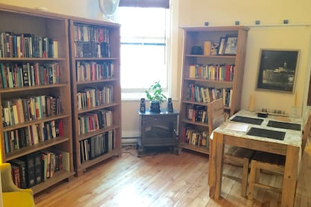 Spacious apartment in the heart of trendy Mile End - Montréal - Apartment
