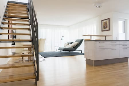 First-class boardinghouse+ in Tuttlingen centre - Apartment