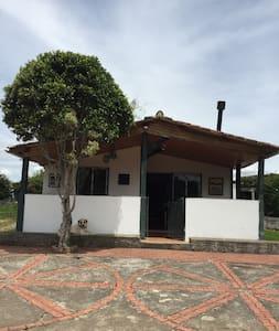 CABAÑA ARAGON ESTANDAR - Vendégház