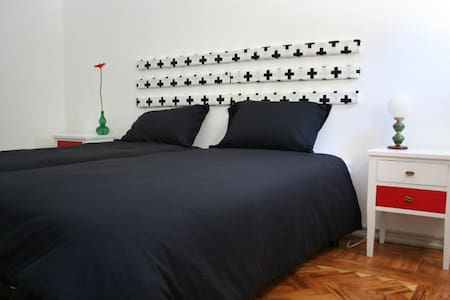 Lisboa Arte Hostel - Twin/double Room - Lisboa