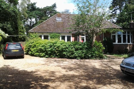 Room within a bungerlow in a quiet location - Saint Ives - Bungalow