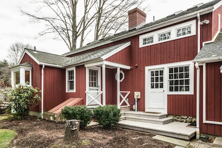 Your 1796 barn cottage awaits. - Casa