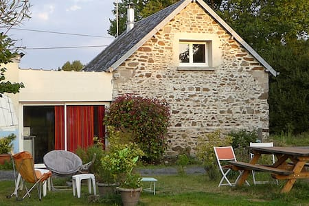 La petite maison des sablons - House
