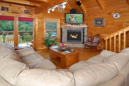 Cherokee Sunset (Cabin) - Sevierville - Sommerhus/hytte