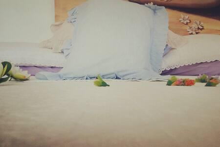 Sarina Beach B&B Master Bedroom - Bed & Breakfast