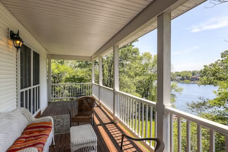 4BR Lakefront Home in Lawrenceburg - Lawrenceburg - Casa