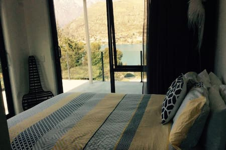 Double room with stunning views - Queenstown - Apartment