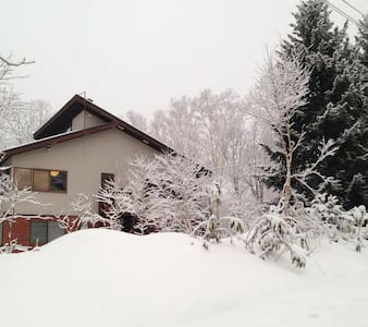Tanuki Lodge - Niseko, Japan - Maison