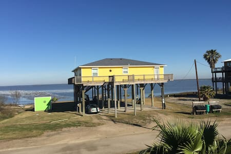 Awesome Bay house with 90 ft pier - House