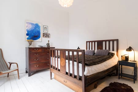 Stylish, large double bedroom