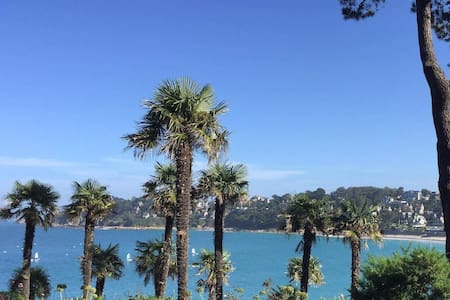 Appartement plage de Trestraou Perros-Guirec - Perros-Guirec