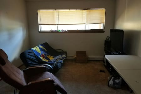 Common room with futon available next to CLC - Brainerd
