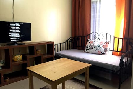 Fully Furnished Studio Condo - Mandaue City - Condominium
