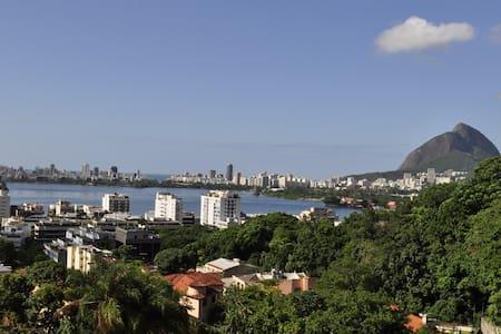 Magnífica casa. Vista espetacular. - Rio de Janeiro - House