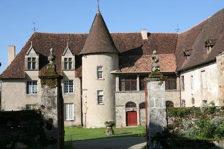 Suite privée dans un château - Byt