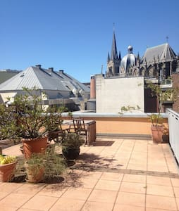 Roof terrace Dome view appartment - Wohnung