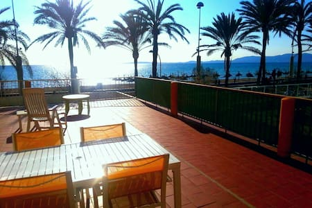 Guestroom on Beach Front with bath - Palma - Apartment