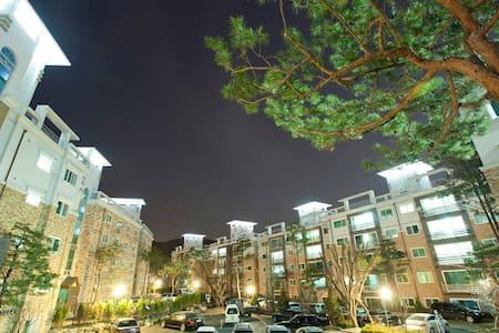 깨끗하고 편리한 합리적인 숙소 (판교 테크노밸리 10분거리) - Bundang-gu, Seongnam-si
