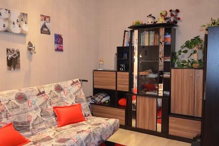 Комфортабельная квартира - Leilighet