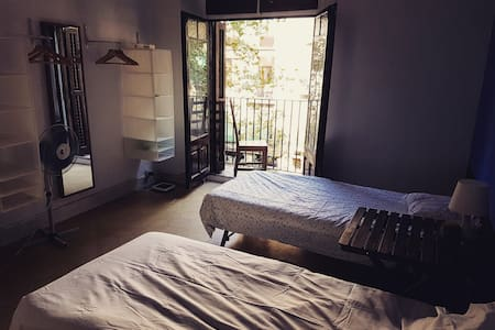 Two person room in the heart of El Born - Barcelona - Apartment