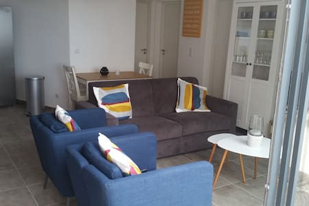 T3 neuf, vue mer, proximité immédiate plage - Algajola - Appartement