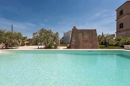 454 Villa with Pool in Ruffano - Manfio