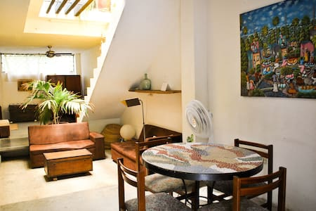 Cool&chic beachhouse @Playa Los Cocos, Santa Marta - Santa Marta - Apartment