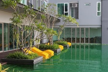 Nice Condo close to DMK airport/Impact Muangthong - อพาร์ทเมนท์